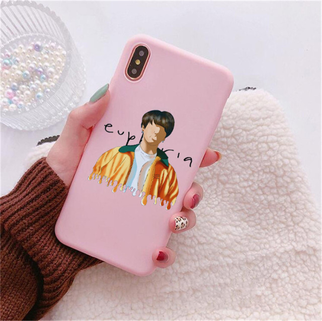 BTS THEMED IPHONE CASE (23 VARIAN)