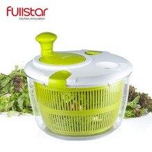 Fullstar салатные инструменты миска Джамбо салат Спиннер кухонные инструменты кухонные принадлежности сушилка для овощей и фруктов миксер гаджеты
