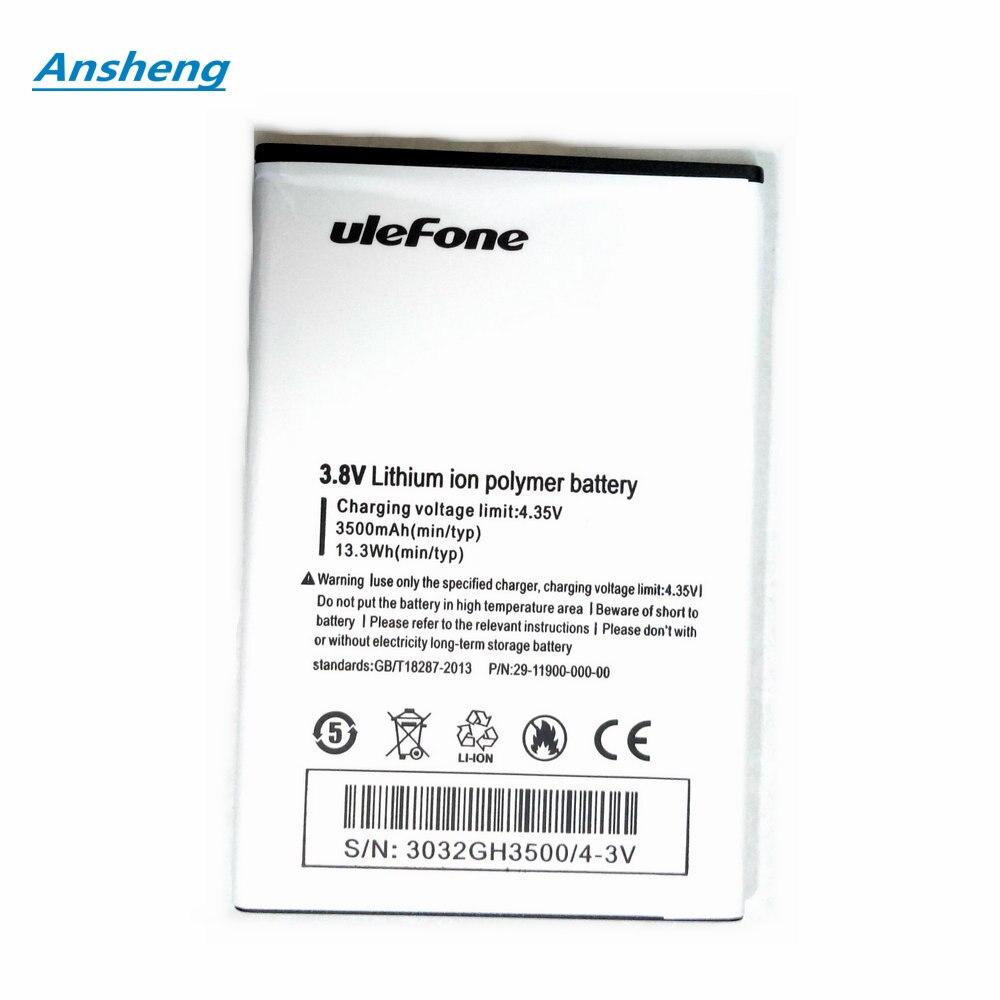 Ansheng High Quality 3500mAh U008 battery for uleFone U008