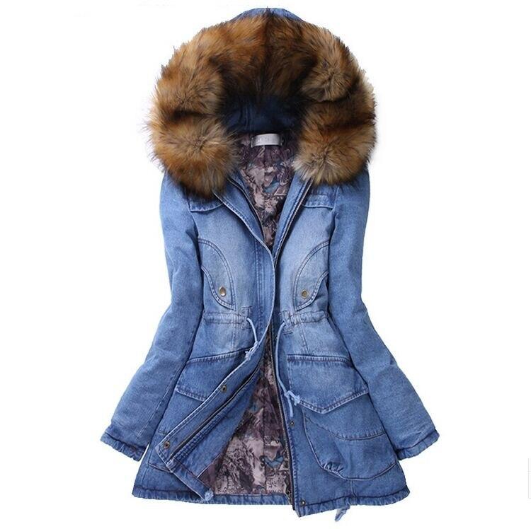 Jeans Winter Coats Promotion-Shop for Promotional Jeans Winter ...