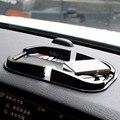 Para BMW 3 series 5 series 7 series X1 X3 X4 X5 X6 Z4 330i M3 760li multi-função GPS do telefone de Silício não-slip mat Car acessórios