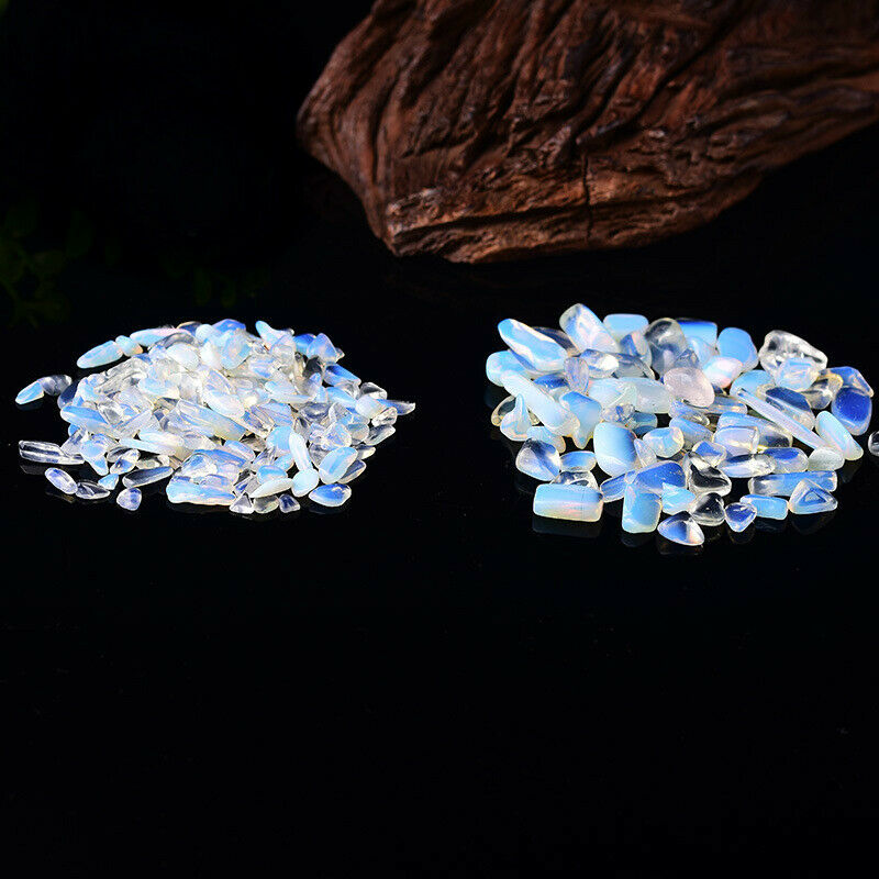 Wholesale 50g 3 Size Natural Opal Rough Raw Moon Stone Gemstone Crystal Mineral Specimen Stones And Crystals