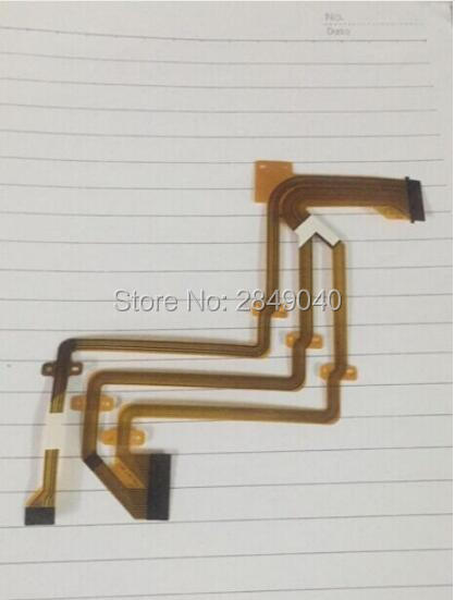 1pcs FP 1480 NEW LCD Flex Cable For SONY HDR PJ5 PJ5 Video Camera Repair Part