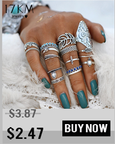 17KM 5Pcs/Set Bijoux Fashion Vintage Infinity 8 Bracelets & Bangles For Women 2 Color Bracelet Set Gift Wholesale Men Jewelry