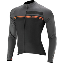 2017 New Men's Breathable Outdoor Cycling Jersey Sporwear Bicycle Bike Running Quick Dry Clothing Long Sleeve Sports Jersey Tops