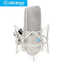 Alctron TL69 Professional Large Diaphragm Multi-Pattern Studio Condenser Recording Microphone,Recording Mic.