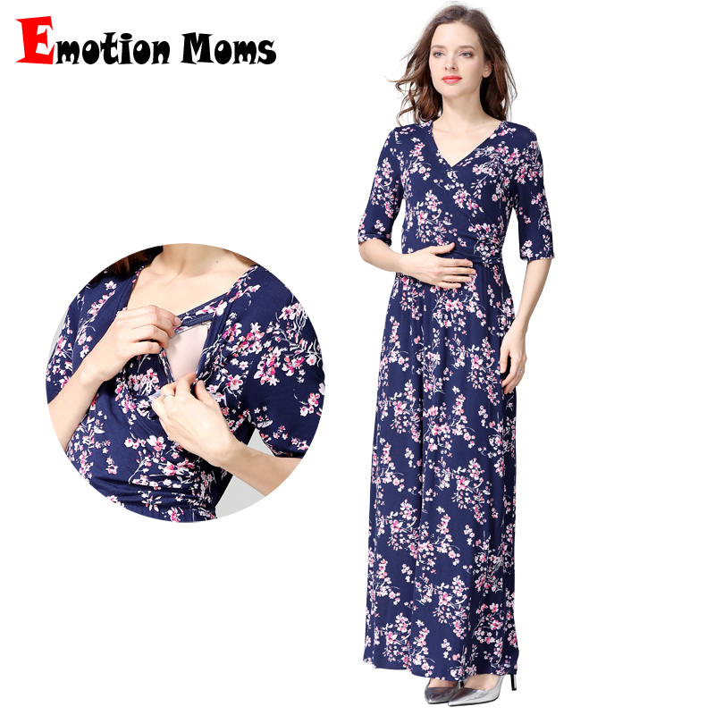Maternity Nursing Dress Party Floral Dress Maternity Clothes for Pregnancy Breastfeeding Dresses for Pregnant WomenMaternity Nursing Dress Party Floral Dress Maternity Clothes for Pregnancy Breastfeeding Dresses for Pregnant Women