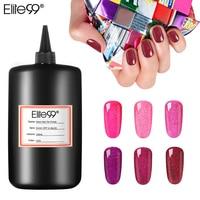 Elite99 250ml Neon Gel Nail Polish Varnish UV LED Soak Off Hybrid Varnishes Manicure Semi Permanent Nails Art Gel Lacquer
