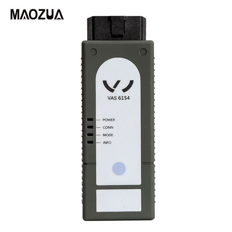 Multi-language VAS5054A Update Scanner VAS6154 Car Diagnostic Tool for VAG Vehicles with WIFI and USB Function xtool 16pin iobd2 car diagnostic tool for android blue
