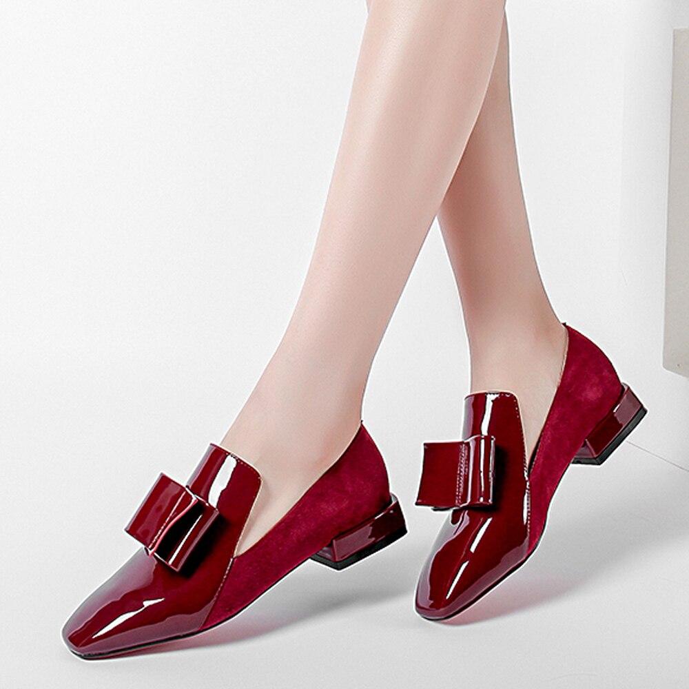49900879 2019 zapatos mujer tacon zapatos de cuero genuino con estampado de  serpiente zapatos de moda Zapatos