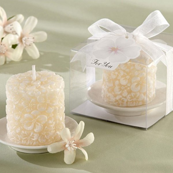 Wedding Gift Candles: Wholesale Wedding Favors Gifts/ Romantic Relief Osmanthus