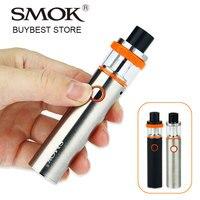 100% Original SMOK Kit Caneta Vape 22 Quick Start Embutido 1650 mah Bateria & Tanque de Cigarro Eletrônico com 0.3ohm Dual núcleo