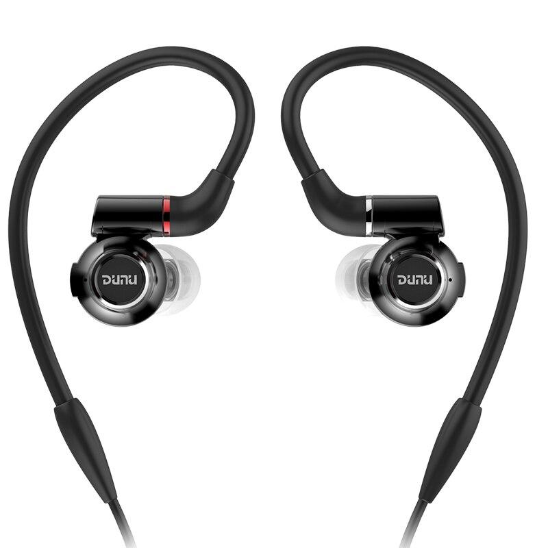 DUNU DK-3001 DK3001 Hi-Res Knowles de Audio superior armadura equilibrada conductor 3BA + dinámico híbrido 4 controladores conector MMCX auriculares HIFI