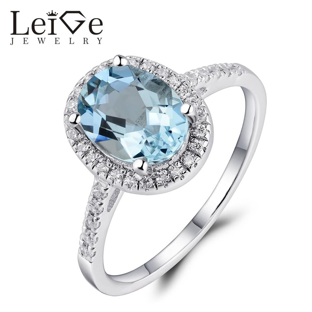 10k white gold diamond amp 3B aquamarine ring 1 aquamarine wedding rings Hover to zoom