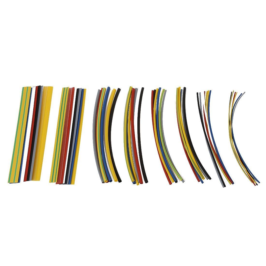 64 pcs Heat shrink tubing Set Assortment Shrink Hoses