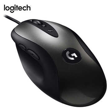 Logitech Mouse MX518 Legendary Gaming Mouse with 16K DPI HERO Engine Wired Mouse Legend Reborn for Fever Level Mouse Gamer - DISCOUNT ITEM  30% OFF All Category