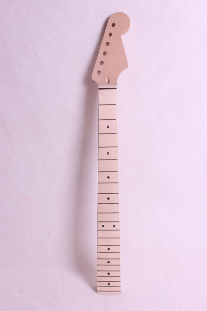 one   unfinished electric guitar neckmahogany made and maple fingerboard Bolt on 22 fret 22 fret 648 mm 25 5 inch unfinished electric guitar neck maple made and rosewood fingerboard model 1pcs 3