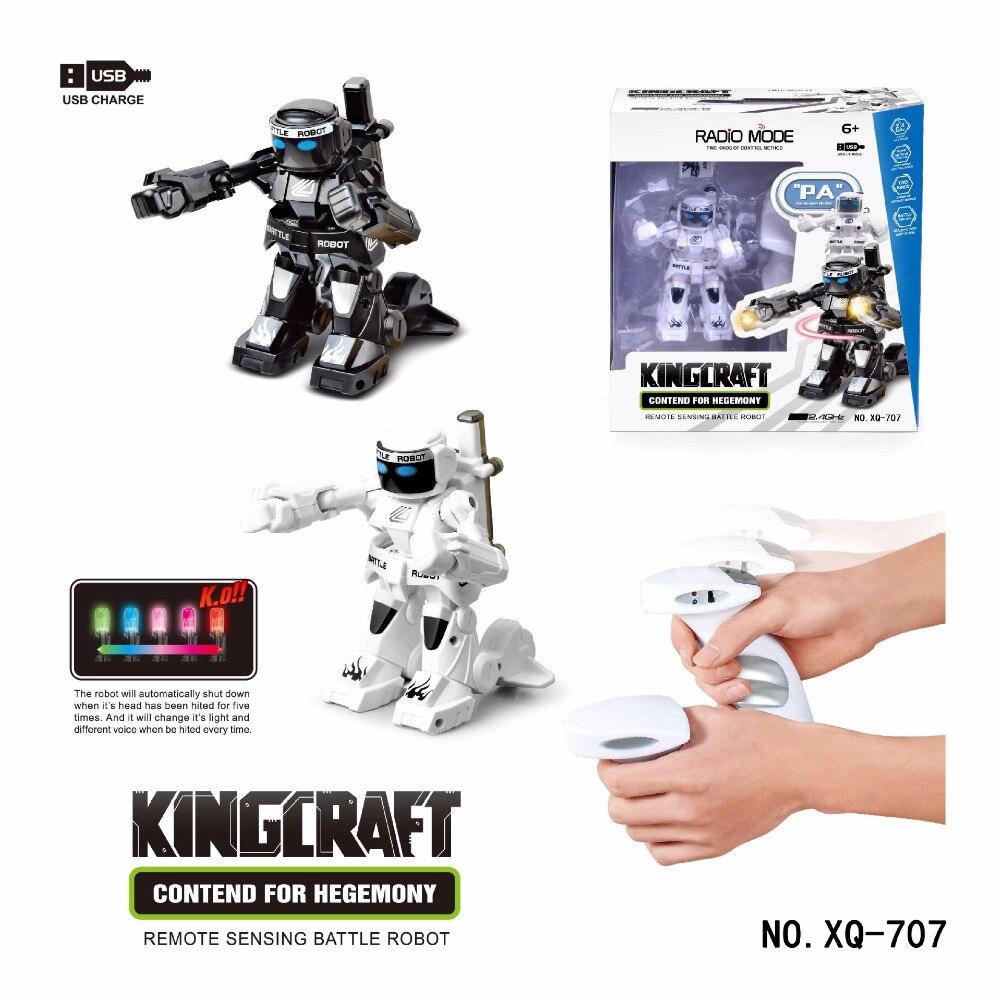 2,4 Ghz Kämpfen Roboter Boxen Rc Schlacht Robotic X-männer Radio Fernbedienung Intelligente Spielzeug Vs Doppel Spieler Spiel Kinder Geschenk