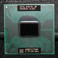 Cpu portátil core 2 duo t9800 cpu 6 m cache/2.93 ghz/1066/duplo núcleo soquete 478 pga processador portátil forgm45 pm45|laptop processors|core 2 duo|core 2 duo t9800 -