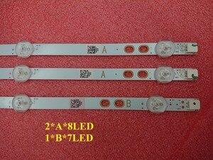 Image 3 - LED شريط إضاءة خلفي (3) ل LT 40C750 LUX0140003 40L3653DB 40L1653DB TX 40C200E 40A07USB 40LED1700 40FMD294B LB40017 17DLB40VXR1