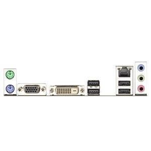 Image 5 - Bo Mạch Chủ Asrock Ban Đầu FM2A55M DGS Để Bàn Bo Mạch Chủ A55/A65/A75 Ổ Cắm FM2 Hỗ Trợ DDR3 32GB/AMD A4/A6/A8 CPU