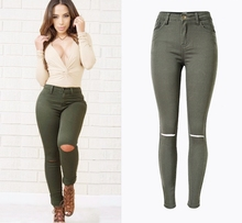 Дизайн моды женщин случайные штаны высокой талии Тонкий обтягивающих брюках горячие женской одежды бренда брюки большой размер
