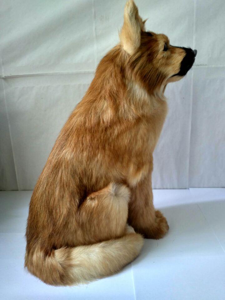 cócoras modelo plástico rígido & peles wolfhound
