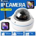 HD 720 P 1080 P Wifi IP Cámara Al Aire Libre Impermeable de Visión Nocturna CCTV 1.0MP Cámara de 2MP IP Inalámbrico de Vigilancia Inteligente Onvif XMEye
