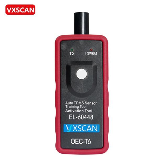 VXSCAN EL-60448 Für F-o-rd TPMS Reset Tool Relearn Werkzeug EL60448