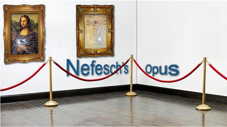 Opus (Mona Lisa) By Nefesch Magic Tricks