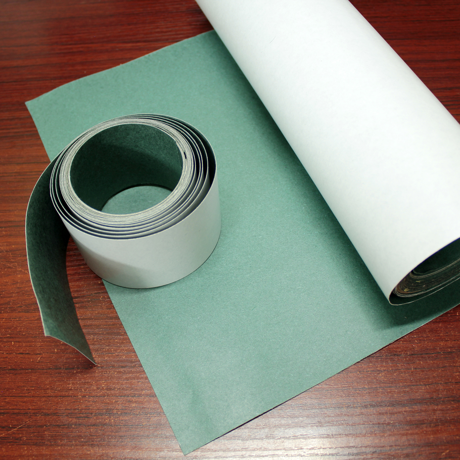 26650 18650 All Kinds Of Lithium Battery Encapsulation Insulation Surface Mat Highland Barley Green Shell Paper Insulation