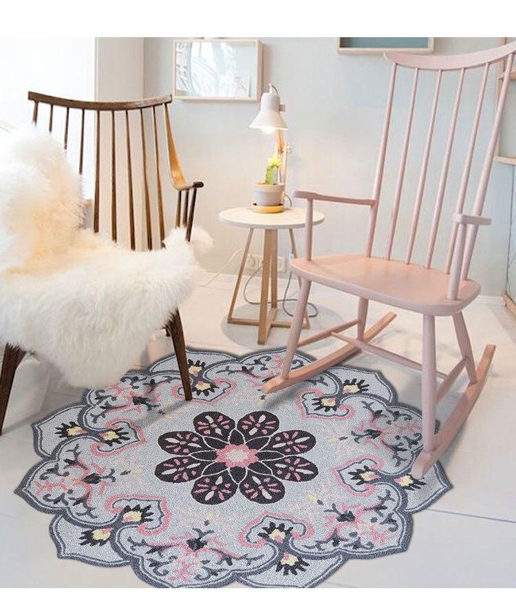 Современные ковры ручной работы для Гостиная ковры и Спальня Home Decor Кофе таблица коврик изучение ковер гардероб ковер