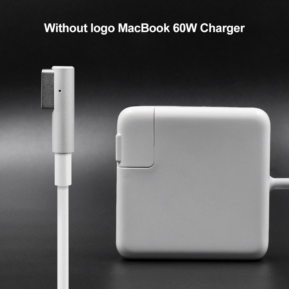 BINFUL 100% nuevo MacSafe 60 W 16,5 V 3.65A de potencia del adaptador del cargador para apple Macbook pro A1184 A1330 A1344 A1278 a1342 A1181 A1280