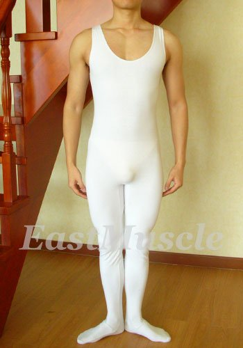 Are men pantyhose leotard