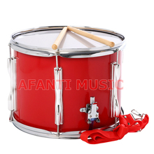 13 inch stainless steel Afanti Music High Snare Drum (AGS-003)