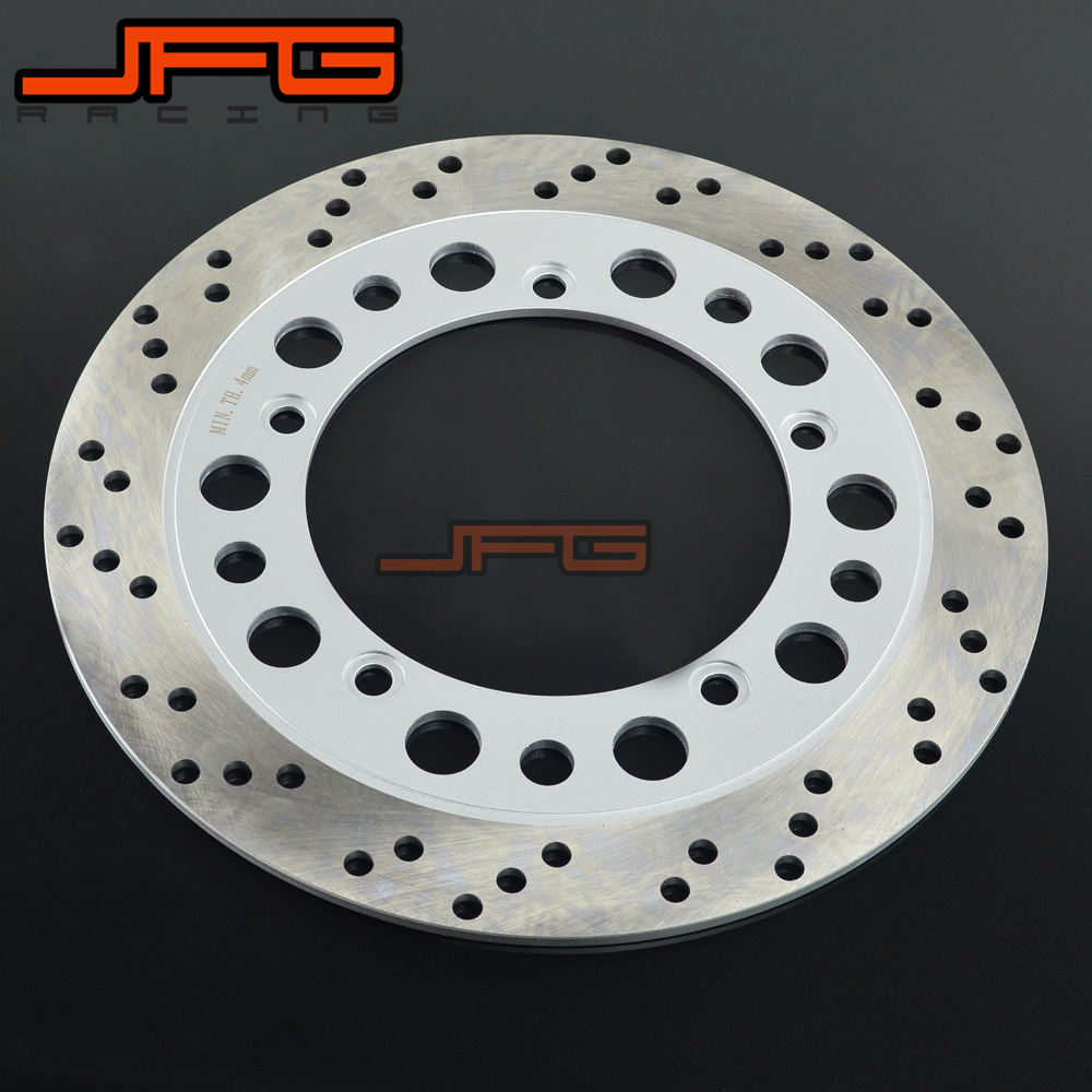 Motorcycle Front Brake Disc Rotors For NV400 NV 400 1992 1993 1995 1996 1997 VT600 VT 600 93 94 95 96 97 1998 1999 2000 motorcycle brake parts brake pads for honda nv400 nv 400 cj ck steed 1992 1993 front motor brake disks fa124