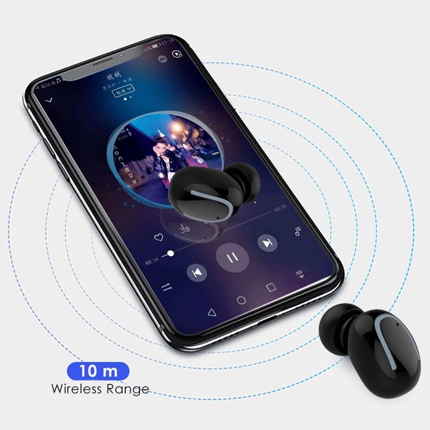 Aimitek Q32 TWS Bluetooth 5.0 Earphones-4