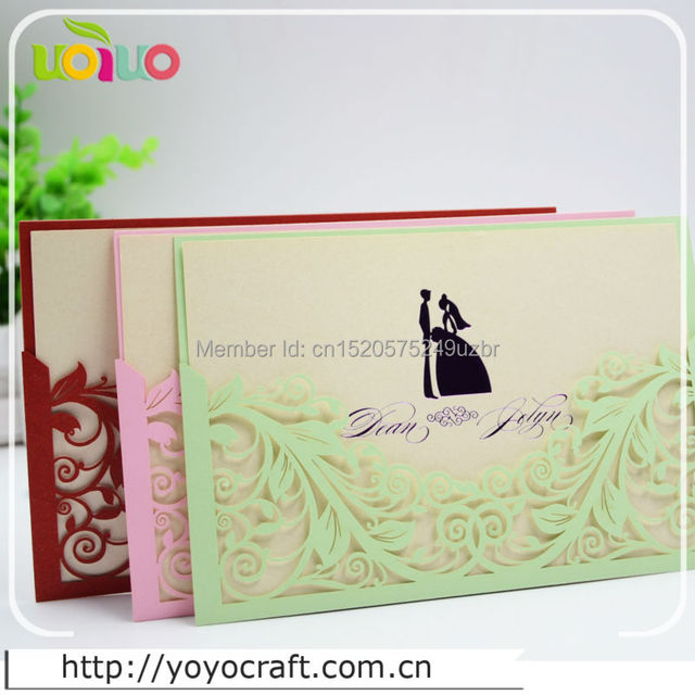 High quality hot stamping invitation card video laser wedding high quality hot stamping invitation card video laser wedding invitations cardslcd wedding invitation cards stopboris Image collections