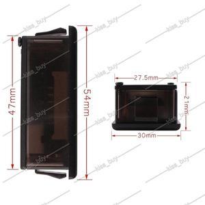 Image 2 - Amperímetro de voltímetro de CC Hall DC 100V ± 0 500A Digital led voltímetro amperio Monitor de batería corriente de voltaje 10A 20A 50A 100A 200A 300A