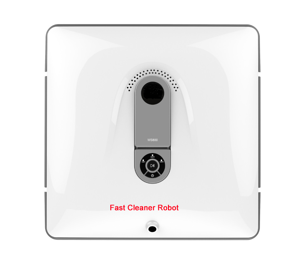 Remote Control Window Cleaner Robot Fuld Intelligent Automatisk - Husholdningsapparater - Foto 3