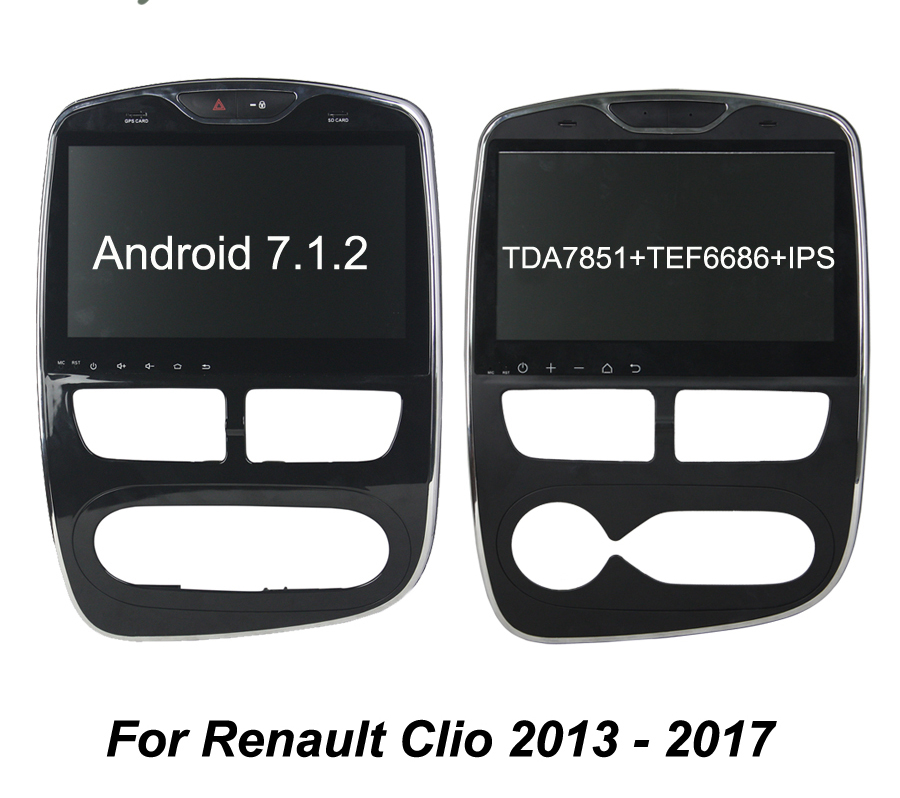 10.1 Octa Core Android 9.0 Car GPS radio Navigation for Renault Clio Lutecia 2013-2017 with 4G/Wifi DVR OBD mirror link10.1 Octa Core Android 9.0 Car GPS radio Navigation for Renault Clio Lutecia 2013-2017 with 4G/Wifi DVR OBD mirror link