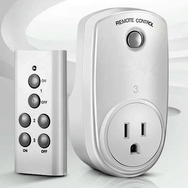 Brand EU US UK AU Plug RC-13 Wireless Remote Control Smart Home Electrical RF Socket Power Outlet Light Switch Timer Controller smart 30s timer delay switch us