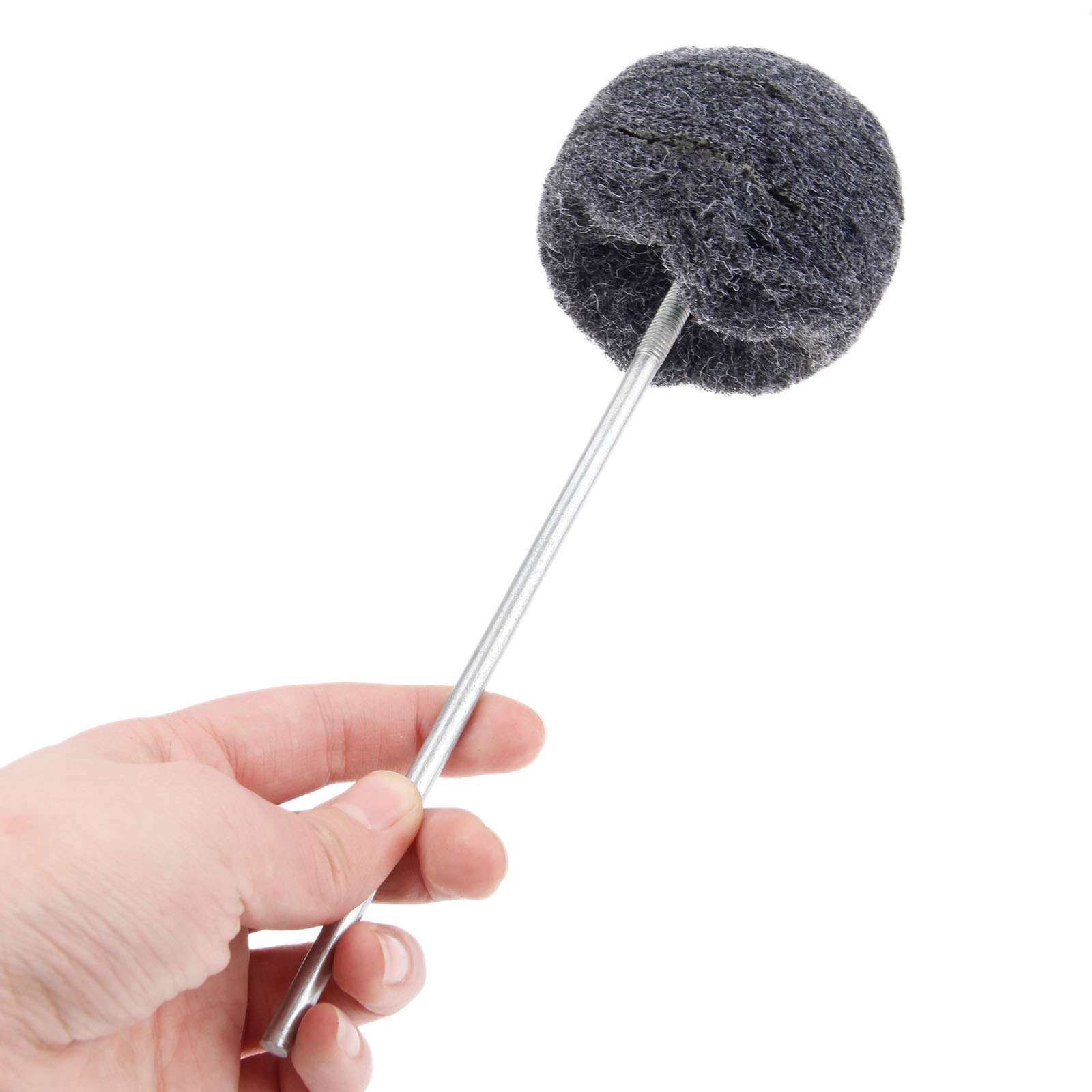DRELD Electric Drill Brush Cleaning Brush Scouring Pad Home Toilet Bathroom Tub Brush Cleaning Hand Tools M14 Shank Extended Rod