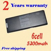 White Battery For Apple MacBook 13 A1185 A1181 MA561 MA561FE A MA561G A MA254 MA255CH A