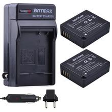 Аккумулятор и зарядное устройство для фотоаппарата, 2 шт