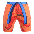 Summer 3D Dragon Ball Z Trousers Leisure New Shorts Men Trousers Elastic Men Shorts Mens Fashion Fitness Outer Wear Trousers