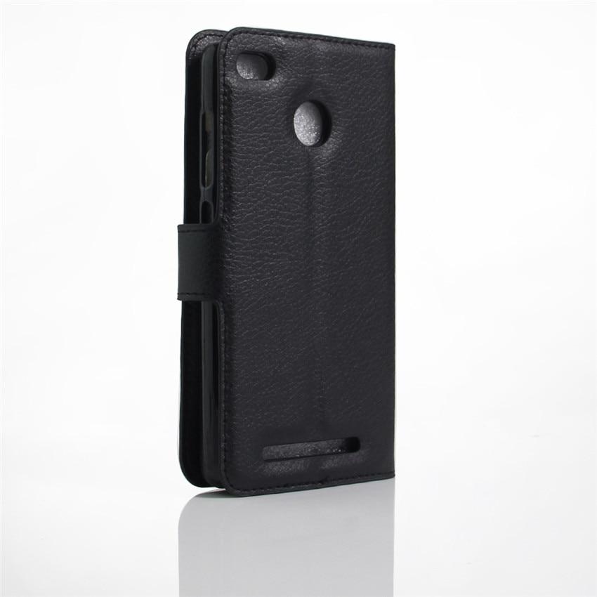 Xiaomi redmi 3S Kitab Üslubu Qapaq üçün Xiaomi Redmi 3S Case - Cib telefonu aksesuarları və hissələri - Fotoqrafiya 3