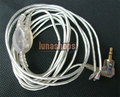 Hifi Earphone upgrade Cable For Shure Ultimate Westone Headphone Headset