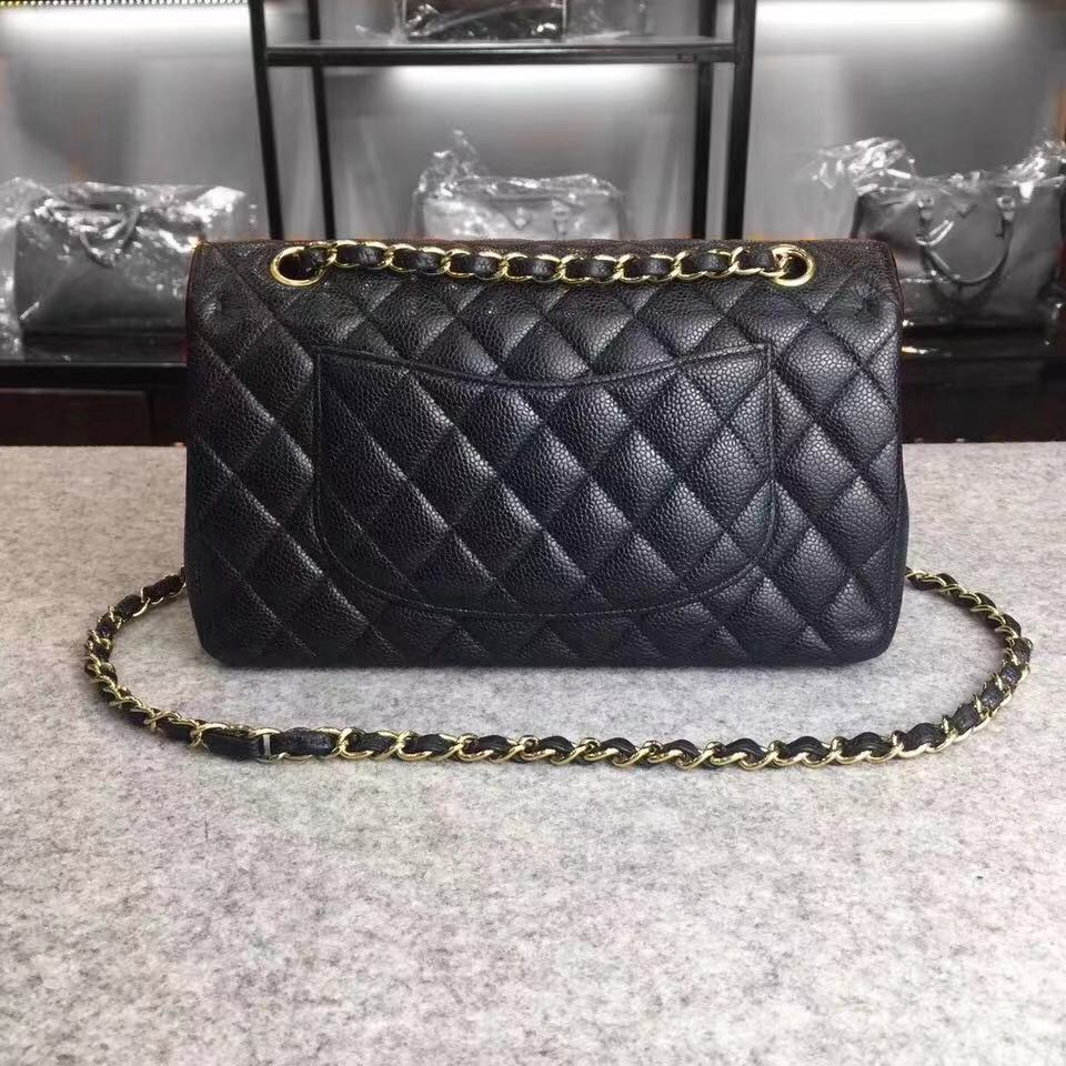 da003c89c217 ① Discount for cheap jumbo caviar leather bag and get free shipping ...