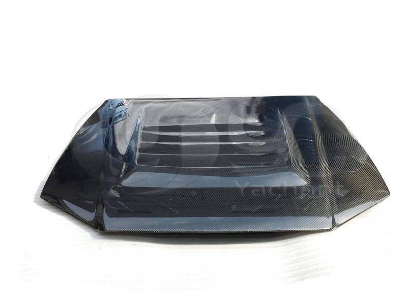 1999-2002 Nissan Skyline R34 GTR Nismo Style Hood Bonnet CF (2)